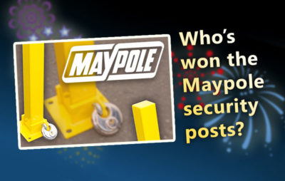 Three caravanners win Maypole security post thumbnail