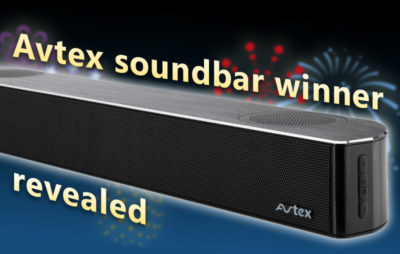 Motorhome owner wins Avtex soundbar thumbnail