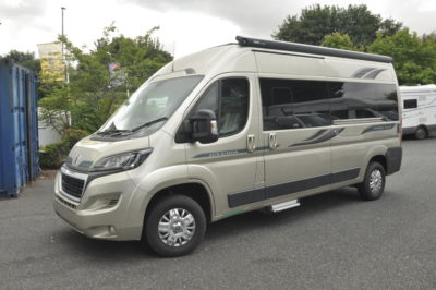 2019 Auto-Sleeper Symbol Plus motorhome