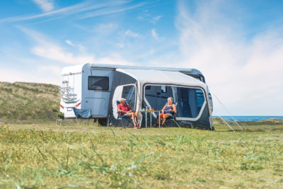 Outwell Ripple Motor motorhome awning lifestyle