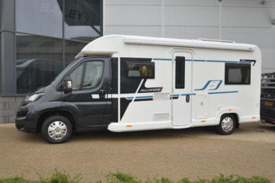 2019 Bailey Alliance 70-6 motorhome thumbnail