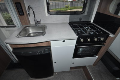 2019 Bailey Alliance 70-6 kitchen