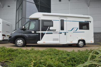2019 Bailey Alliance 70-6 motorhome