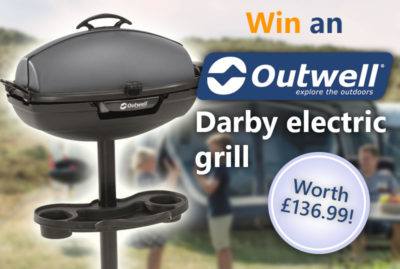 Win Outwell Darby Grill thumbnail