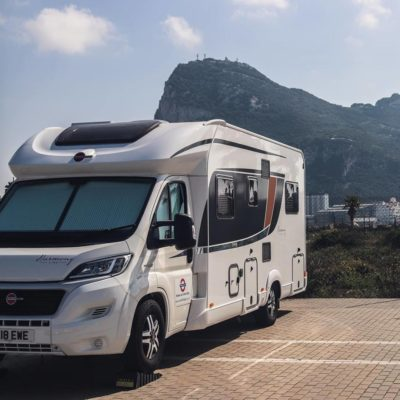 Motorhome holiday in Europe