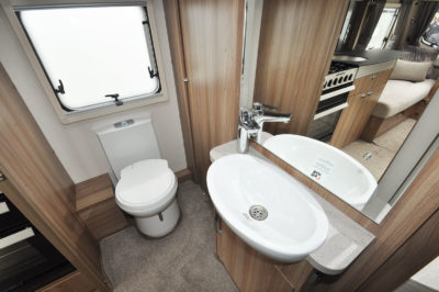 2019 Swift Elegance 560 washroom