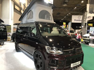 Campervan and motorhome highlights from the 2019 Show. thumbnail