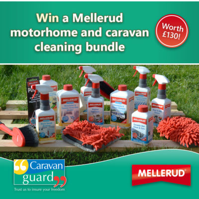 Mellerud cleaning giveaway