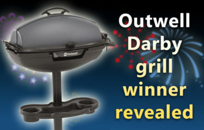 Motorhomer wins Outwell grill thumbnail
