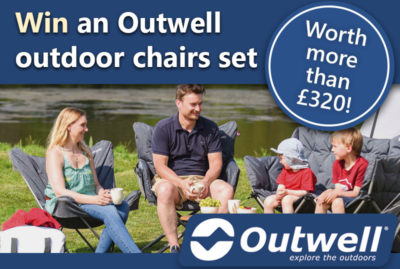 Win Outwell outdoor chairs set thumbnail