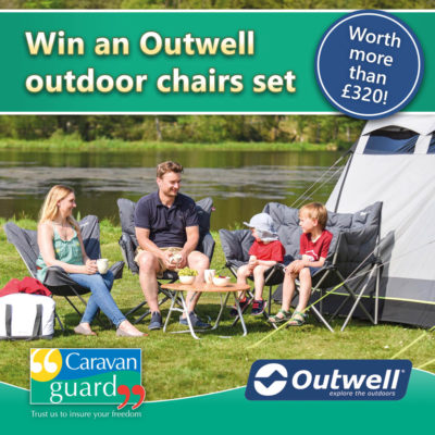 Outwell chairs giveaway