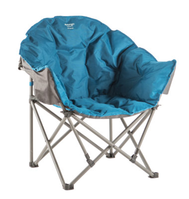 Vango Entwine Mykonos Blue outdoor chair