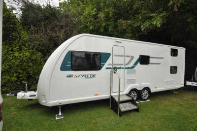 2019 Swift Sprite Super Quattro DB caravan thumbnail