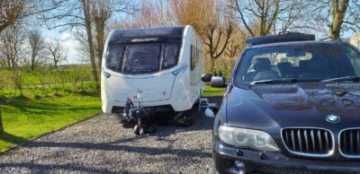 New for old caravan insurance cover