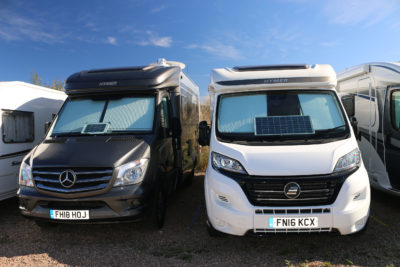 Benefits of solar power on your motorhome thumbnail