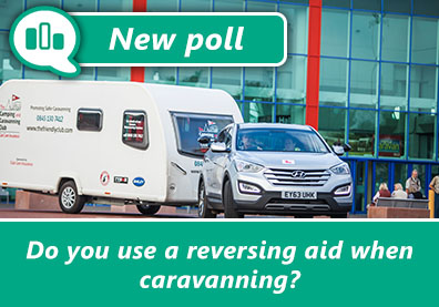 Poll: Do you use a caravan reversing aid? thumbnail