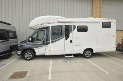 2019 Auto-Trail Tribute 736G motorhome review thumbnail