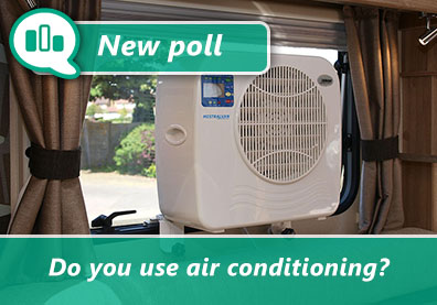 Poll: Do you use air conditioning in your caravan? thumbnail
