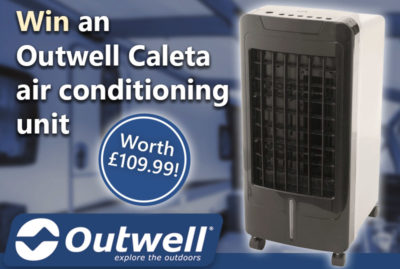 Win Outwell Caleta air conditioning unit thumbnail