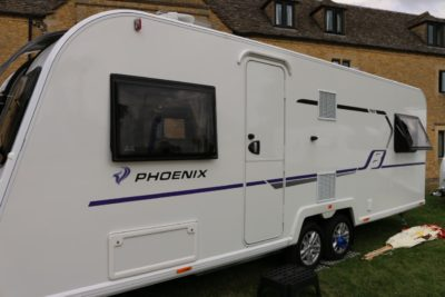 Bailey Phoenix 760 exterior side