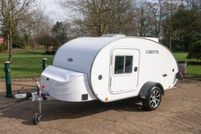 2019 Caretta 1500 Teardrop Trailer thumbnail