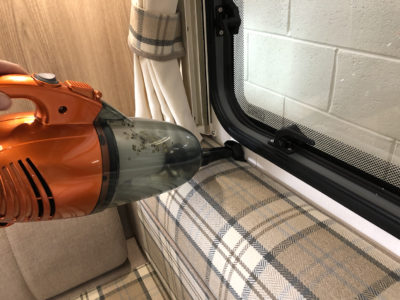 VonHaus 2-in-1 vacuum cleaner