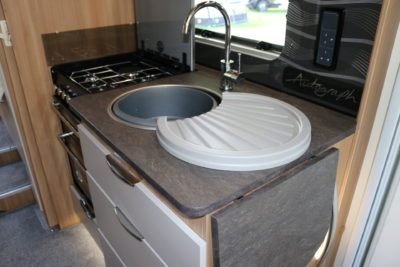 2020 Bailey Autograph kitchen sink