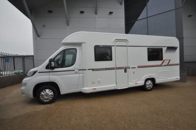 2019 Bailey Advance 76-4 T motorhome thumbnail