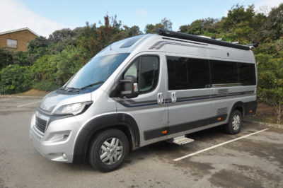 2020 Auto-Sleeper Fairford Plus motorhome thumbnail